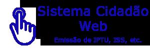 Emissão de Guias de IPTU, ISS, Etc.